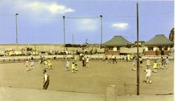 Albert Park, Middlesborough - c.1947