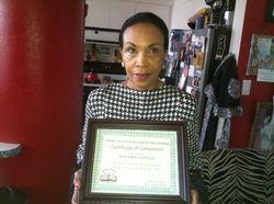 Min. Joyce Rounsaville
