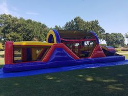 40' Backyard Obstacle Course $200.00+ tax