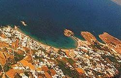 kalamaki and Agii Apostoli beaches