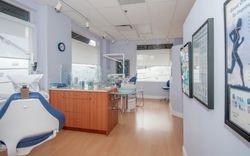 Spacious clinic