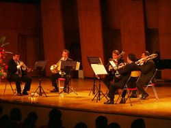 'Philharmonic Brass Copenhagen' in China