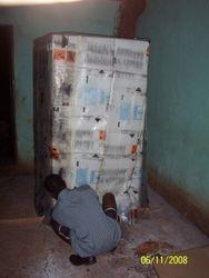 Good packaging ensures safe delivery
