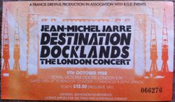 Destination Docklands