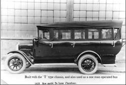 Morris T Type. Smethwick, 1925.