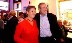 Maria Santner und Gerhard Knolmayer
