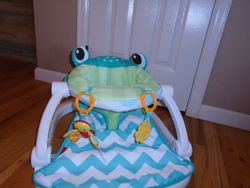 Fisher Price Sit-Me-Up Floor Seat - $15