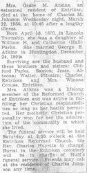 Atkins, Grace Parks 1950