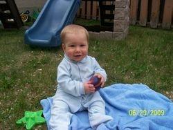 My son Kai
