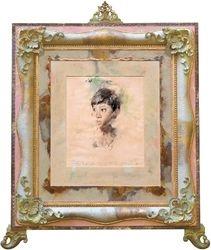 The Portrait Of Ngurah Dharma Kusuma