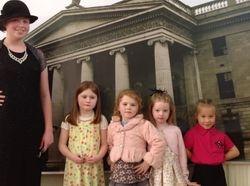 Countess Markievicz & ladies of Dublin!