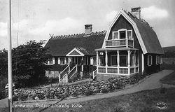 Doktor Lindells Villa 1920