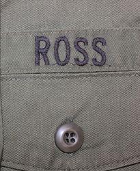 PO-3 Ross, Brown Ware Navy's CB Det.