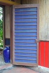 Door & Vase, Japanese Tea Garden