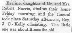 Norris, Eveline 1906