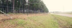 """42"""" hog control fence"""