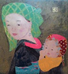 Mother & Child, 2016