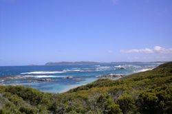 Overlooking William Bay