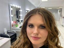 Make-Up bei Sofie
