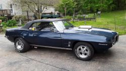 26. 69 Pontiac Firebird
