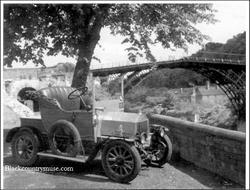 Iron Bridge. 1986.