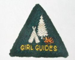 Patrol Camp Permit Badge