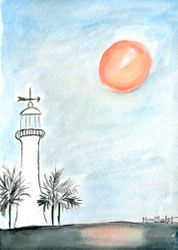 Lighthouse, Gulfport, MS
