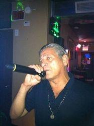 Tulio doin' it up at 502 Bar Lounge's Social Saturday Karaoke Night!