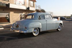 John and Patti Christensen's 1950 Plymouth Special Delux