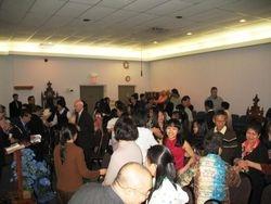 Church Fellowship 2009