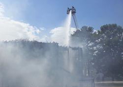 Wellesley Road, Lanoka Harbor- Structure Fire