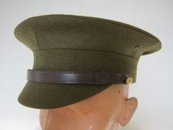 Officer SD cap short peak £95