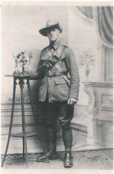 Herbert Frederick Beacham WW1