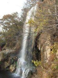 Waterfall on Hua Guo Mountain