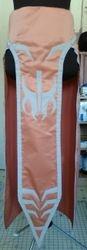 Burnt Orange & Tan Mandalorian Tabord