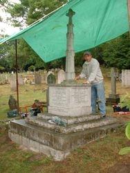 Shorne war memorial renovation