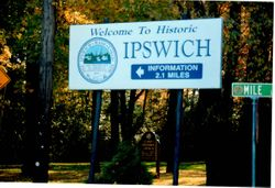 Welcome To Historic Ipswich