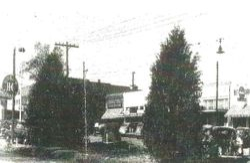 East Main Street 1945