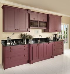 COLONIAL PENDLE AUBERGINE SHAKER KITCHEN
