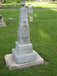The Hull gravestone