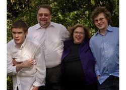 Family, Fall, 2010