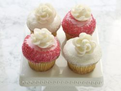 Butter cup cakes