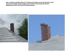 Chimney Restorations