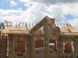 recouvrement des fermes de toit