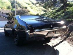 31.69 Oldsmobile Cutlass