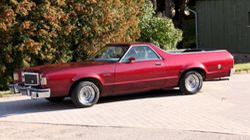 Ford Ranchero 1977