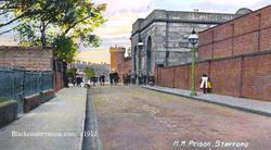 Stafford Prison  c1912.