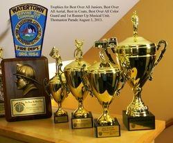 Trophies Thomaston Parade 2013