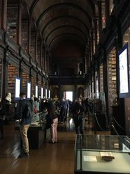 Great Library Trinity College Dublin