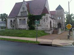 Old ODCC Church